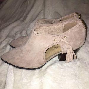 Bella vita Eli ankle boots women's size 11 M brown